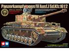 [1/35] GERMAN TANK PANZERKAMPFWAGEN IV Ausf.J [SPECIAL EDITION]