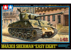 [1/48] U.S. MEDIUM TANK M4A3E8 SHERMAN