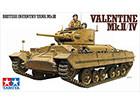 [1/35] BRITISH INFANTRY TANK Mk.III VALENTINE Mk.II/IV