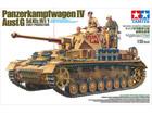 [1/35] GERMAN TANK PANZERKAMPFWAGEN IV Ausf.G (EARLY PRODUCTION)