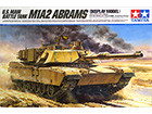 [1/16] U.S. MAIN BATTLE TANK M1A2 ABRAMS (DISPLAY MODEL)