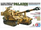 [1/35] U.S. SELF-PROPELLED HOWITZER M109A6 PALADIN - IRAQ WAR