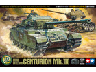 [1/25] R/C BRITISH BATTLE TANK CENTURION Mk.III (w/CONTROL UNIT)