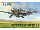 [1/72] MESSERSCHMITT Bf109 G-6