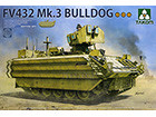 [1/35] British APC FV432 Mk.3 Bulldog [2 in 1] (/w 위장 데칼)