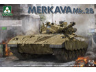 [1/35] Israeli Main Battle Tank MERKAVA Mk.2B