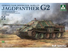 [1/35] Sd.Kfz.173 Pz.Jg. Jagdpanther G2 w/INTERIOR
