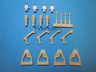 [1/35] M1151 SUSPENSION CONVERSION SET for ACADEMY 13415 kit