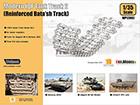 [1/35] Modern IDF Tank Track 2 - Reinforced Batash Track