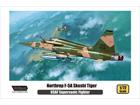 [1/72] Northrop F-5A Skoshi Tiger (w/ 마스크씰)