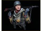 German Machine Gunner - Eastern Front WWII