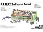 [1/35] U.S. ARMY WORKBENCH & TOOL SET