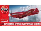 [1/48] Supermarine Spitfire MkXIV Civilian Schemes