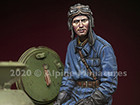 Russian Tank Commander #1