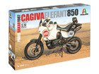 [1/9] Cagiva Elefant 850 Paris - Dakar 1987
