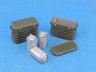 [1/35] US Mermite Food Container set (Closed-8 / Open-2)