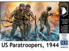 [1/35] US Paratroopers, 1944