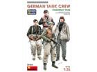 [1/35] GERMAN TANK CREW. KHARKOV 1943 [RESIN HEADS]