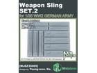 [1/35] Rifle Sling Set.2 for WW2 German Army