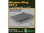 [1/35] Weapon Sling SET.4 for VIETNAM War U.S. ARMY