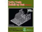 [1/35] T-72 Detail up Set(Basic)