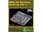[1/35] WW2 US Sherman detail up set (1)