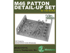 [1/35] M46 Patton Detail up Set