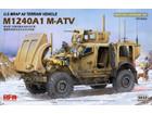 [1/35] M-ATV (MRAP All Terrain Vdhicle) M1240A1