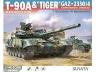 [1/48] T-90A MAIN BATTLE TANK &