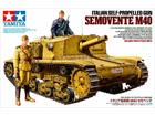 [1/35] ITALIAN SELF-PROPELLED GUN SEMOVENTE M40
