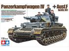[1/35] GERMAN TANK PANZERKAMPFWAGEN IV Ausf.F