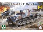 [1/35] Pz.Kpfw.I Ausf.A & Pz.Kpfw.I Ausf.B [1+1]